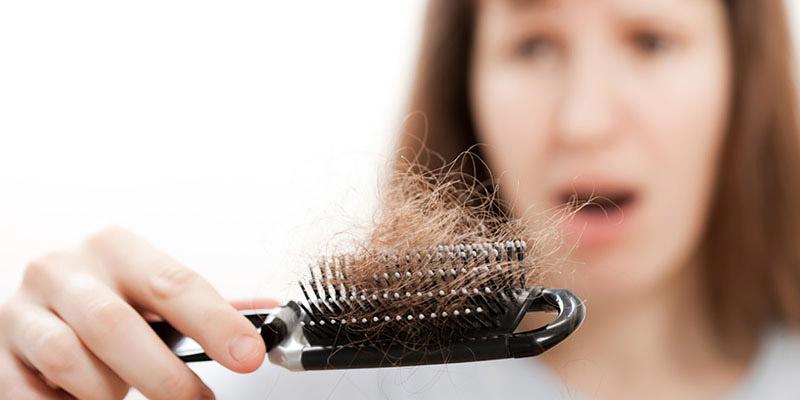 saç ekimi ve saç dökülmesi