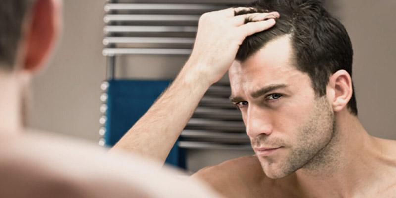 saç kaybının sebepleri