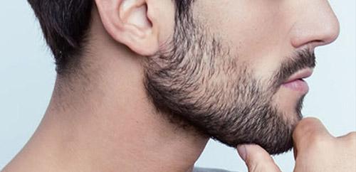 beard and mustache